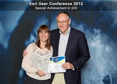 ESRI User Conference 2012