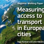 New methodology for measuring access to public transport in European cities