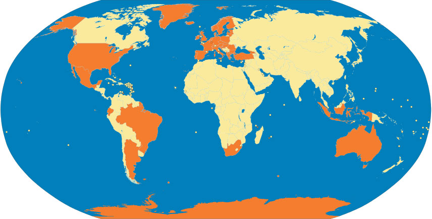 Global Forum for Geography and Statistics