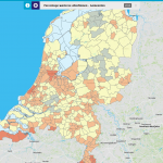 Explore neighbourhood statistics of the Netherlands on recently released mapping application