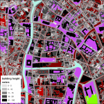 Mapping high-resolution population and employment data in urban areas: some tests taking into account height and functions of buildings