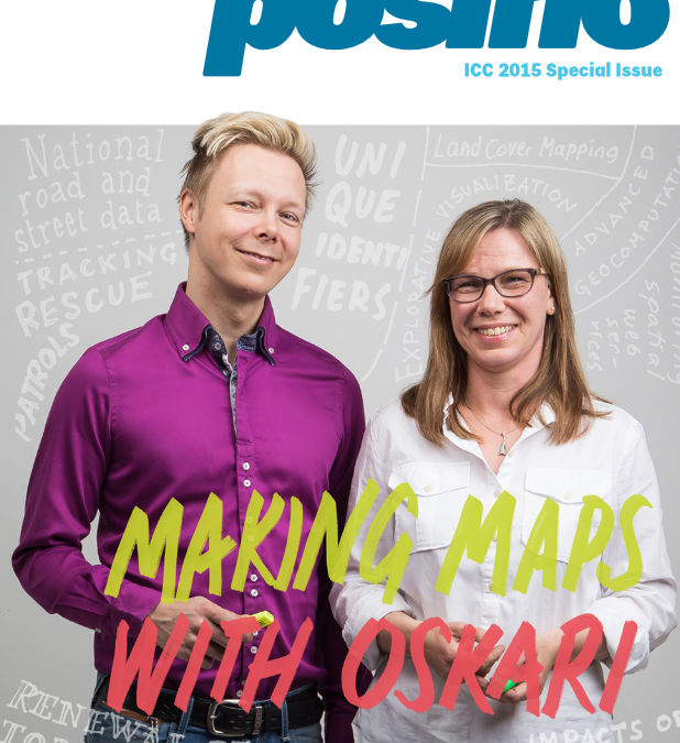 Statistics Finland making use of open source web-mapping software